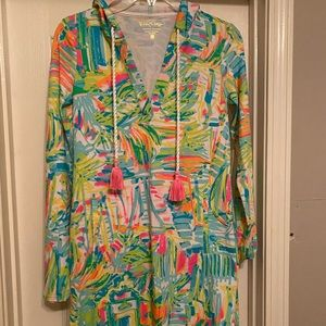 Lilly Pulitzer Rylie Cover Up